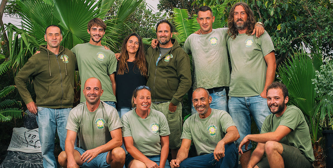Flowerpower Lanzarote Team